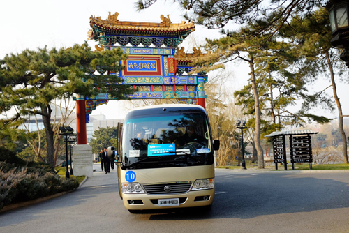 宇通引领新能源客车从示范走向产业化