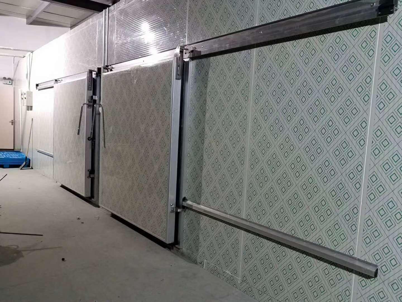 冷库货物堆垛方法