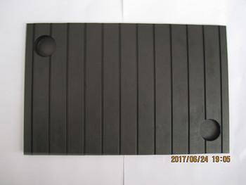 出口橡胶垫板