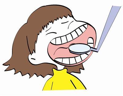 口腔扫描控制电路图