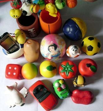 PU发泡玩具