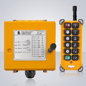 禹鼎无线工业遥控器F23-BB