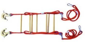 防潮合纤软梯