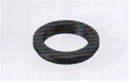 B型取PVC管衔接变径密封胶圈