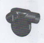 W1型左排水直角P存水弯1