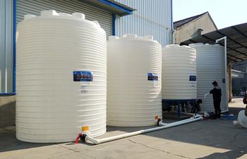 塑料水塔(500L-50吨)
