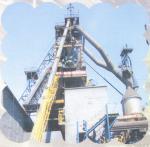 山東淄博鋼鐵公司450m高爐及熱風爐制安1