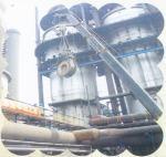 山東淄博鋼鐵公司450m高爐及熱風爐制安