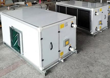 櫃式空調機組