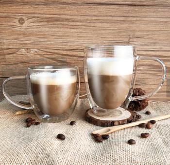 玻璃咖啡杯