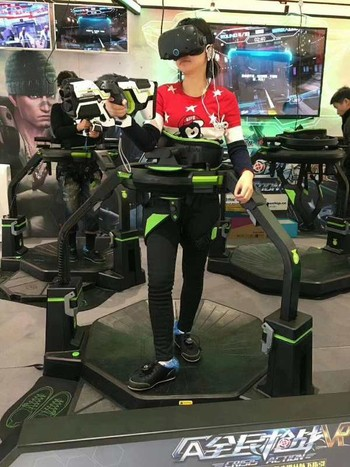 二手VR体验设备