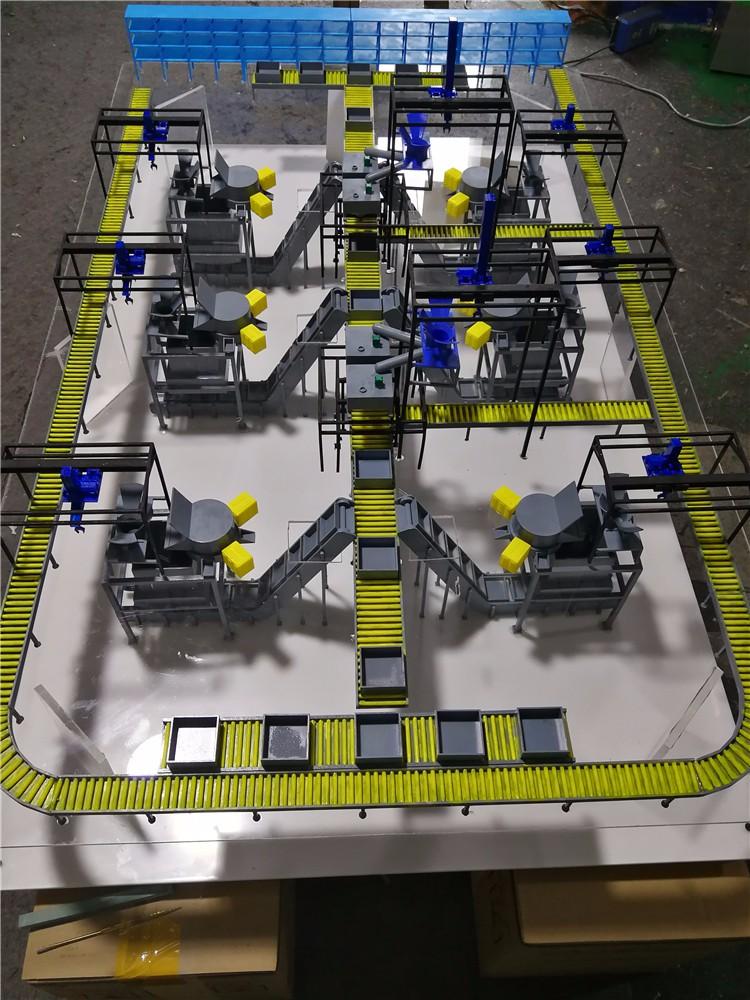 工場模子制作