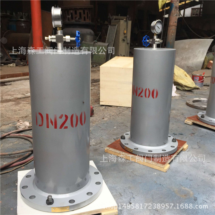 水錘吸納器