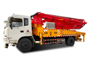 33M系列混凝土泵车(图1)