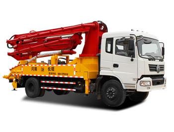 25M系列混凝土泵车(图1)