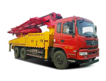 37M系列混凝土泵车(图1)