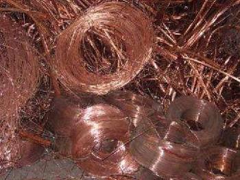 有色金属回收_铜线