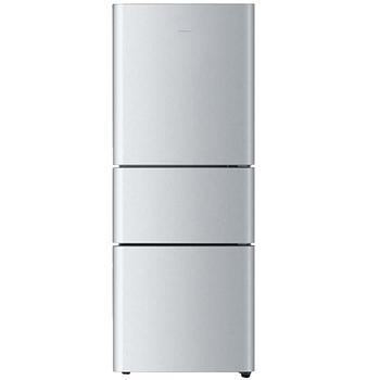 一级能效简约三门冰箱 BCD-205LSTPA