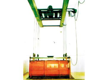 QJD-8型卧式垃圾中转压缩设备