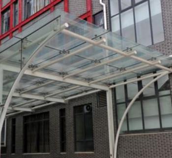 不锈钢雨棚