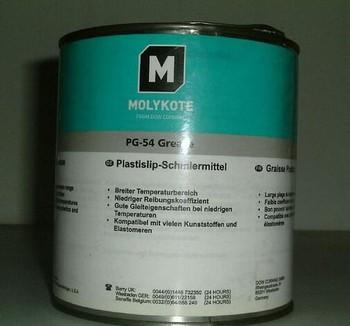摩力克Molykote PG-54塑料润滑脂