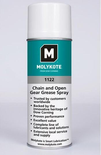 摩力克MOLYKOTE 1122链条和开式齿轮润滑脂
