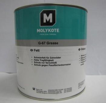 摩力克MOLYKOTE G-67极限压力矿物油脂