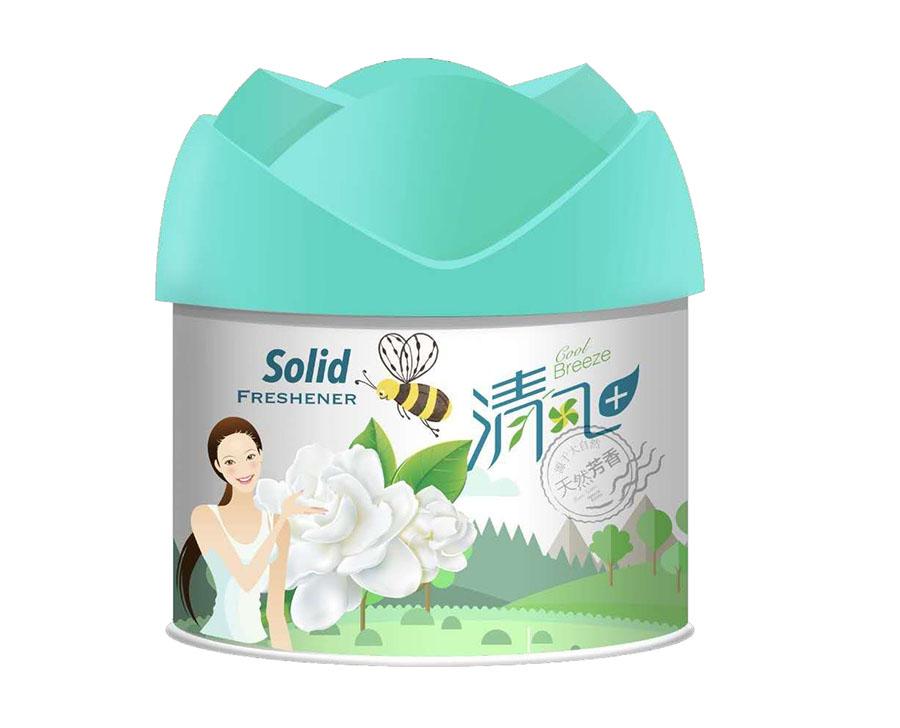 清风固体清香剂