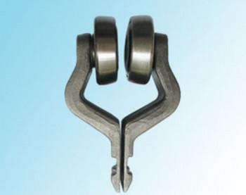 F100模锻可拆悬挂链滑架