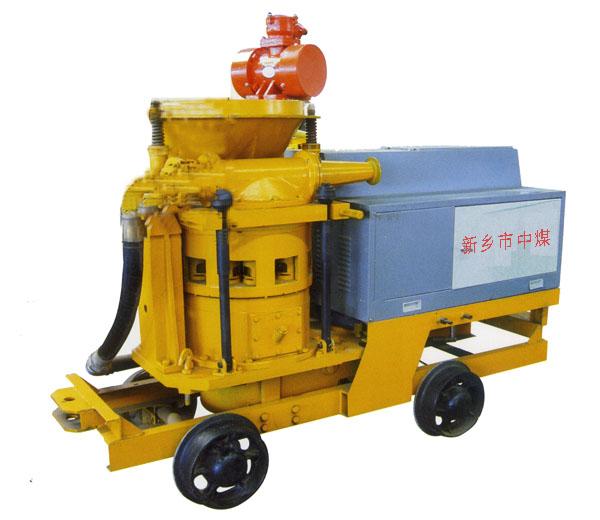 PS5HI礦用活塞式混凝土濕噴機
