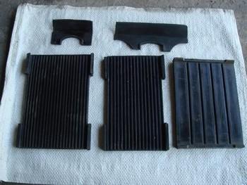 橡胶垫板产品介绍