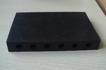 减震橡胶板技术参数