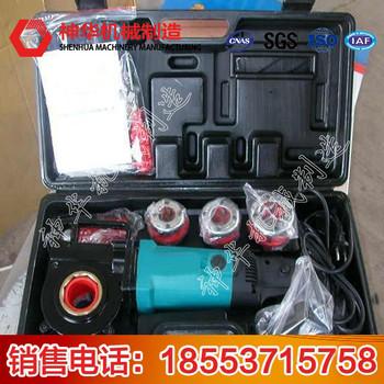 SQ-2手持式电动套丝机产品优势