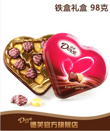 德芙巧克力 ¥98