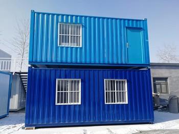 潍坊二手集装箱活动板房出租出售6元一天