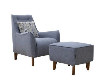 单椅懒人小沙发