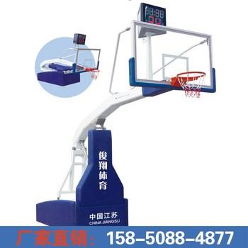 JX-1003电动遥控液压篮球架