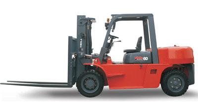 H2000系列6/8/10吨进箱叉车