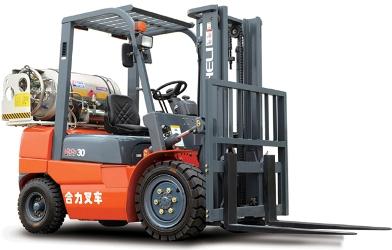 2000系列3-3.5吨液化天然气平衡重式叉车