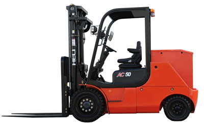 G系列4-5吨交流蓄电池叉车
