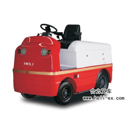 5-10吨防爆蓄电池牵引车