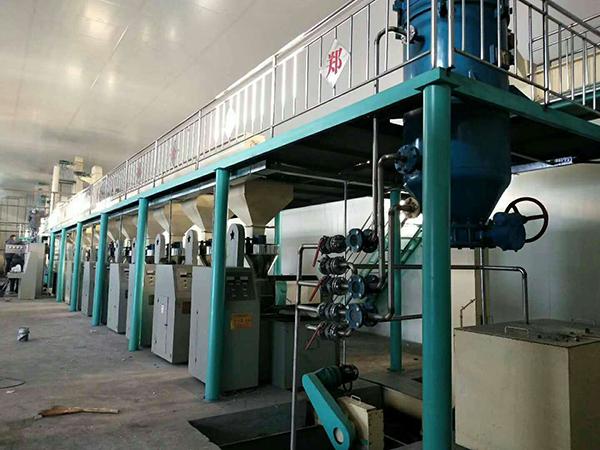 榨油煉油設備