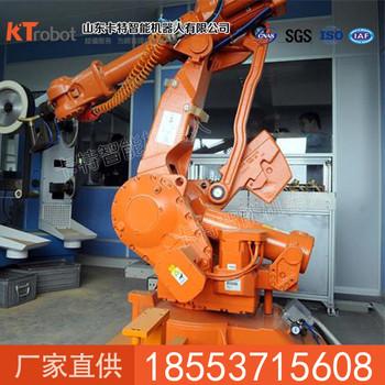 6轴轻型工业机器人工作效果 多功能轻型工业机器人