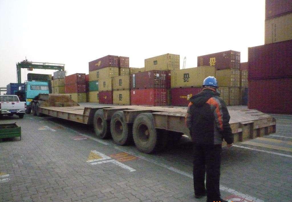 散雜貨運輸