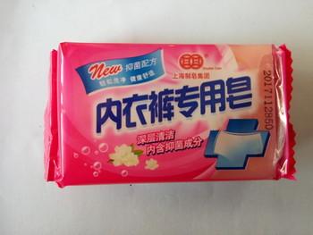 妃色内衣裤皂(138g*72)