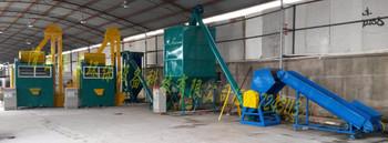 铝塑分离机 铝塑复合物分离设备 铝塑复合材料回收设备