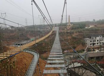 步步惊心网红桥