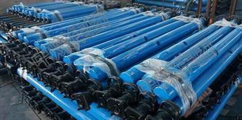 外柱是液压支柱价格 供应单体液压支柱 单体液压支柱厂家 DW单体液压支柱