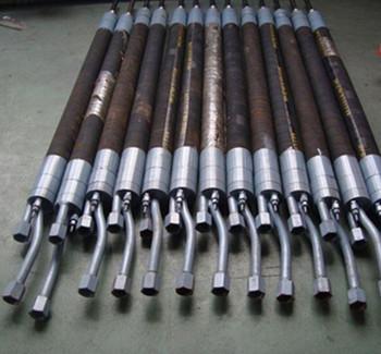 瓦斯抽放封孔器图片 煤层加固封孔器 专业生产矿用封孔器 注浆塞