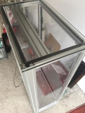 甲醛净化演示装置